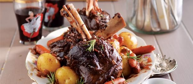... Meat Delights on Pinterest | Lamb shanks, Lamb chops and Pork chops