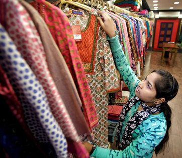 A New Delhi Market for Savvy Shoppers - NYTimes.com
