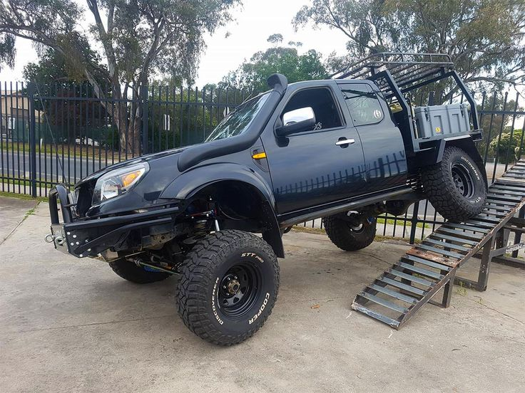 Pendergast Automotive has just completed converting this PK Ford Ranger!  It has a full coil conversion using Nissan Patrol diffs - front and rear.  This beast is running the following Superior Engineering gear:  • Superior Nissan Patrol Comp Spec Tie Rod • Superior Nissan Patrol Comp Spec Drag Link • Superior Nissan Patrol Panhard Front • Superior Nissan Patrol Panhard Rear • Superior Nissan Patrol Superflex Radius Arms • Superior Nissan Patrol Front Diff Guard • Superior Nissan Patrol…