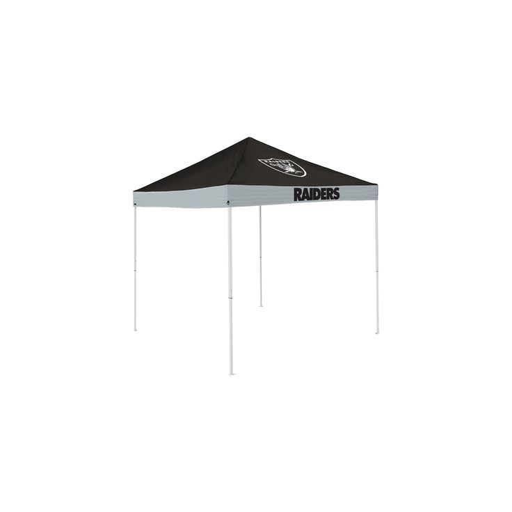 NFL Oakland Raiders 9x9u0027 Gameday Canopy Tent  sc 1 st  Pinterest & The 25+ best Nfl oakland raiders ideas on Pinterest   Oakland ...