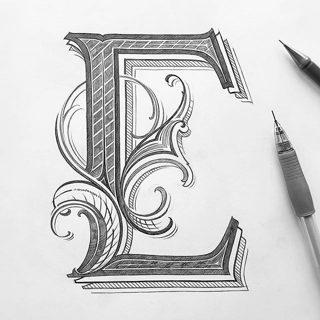mateuszwitczakdesigns Please check my new project on @behance ,  Hand Lettering III, collection of hand-drawn lettering designs. Thank You kindly for each view, appreciation or comment!
