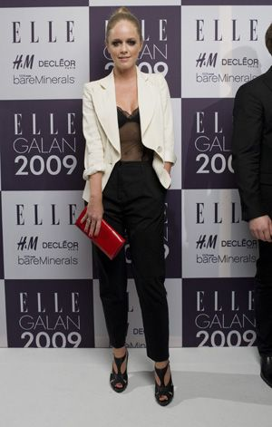 Ebba von Sydow / At Swedish Elle Awards