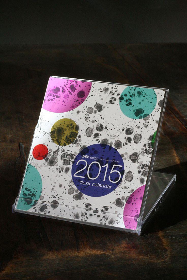 2015 Desk Calendar