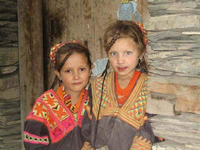 Kalash people - the Indo-Aryan pagans of Pakistan, pictures » Tripfreakz.com