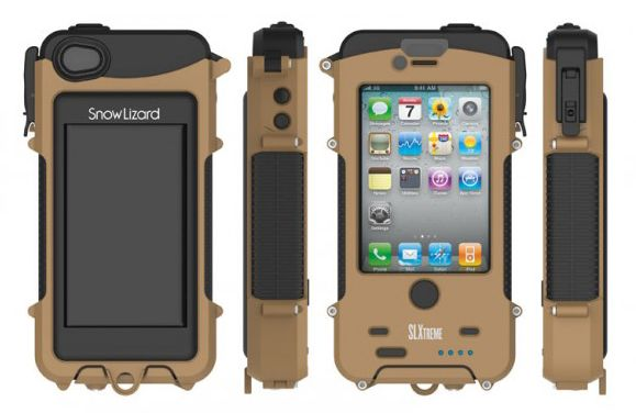Anyone else looking for an alternative to the OtterBox? We have one! Click the picture to read more about the SLXtreme iPhone case.