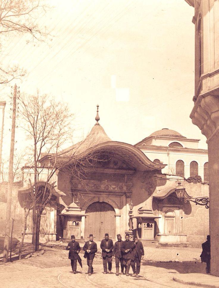 Babıali 1900'ler #istanbul #armanca