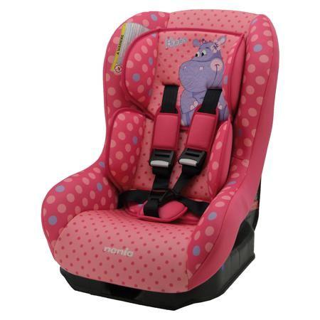 Nania Автокресло Driver, 0-18 кг., Nania  (hippo)  — 5750р. ---- Автокресло Driver от Nania - комфортная надежная модель, которая сделает поездку Вашего ребенка приятной и безопасной. Сиденье кресла с мягким вкладышем под спину и подголовником имеет удобную анатомическую форму, что обеспечивает комфорт во время длительных поездок. В комплект входят 2 дополнительные подушки. Наклон спинки можно регулировать в 5 положениях, от вертикально сидячего до полулежа. Кресло оснащено регулируемыми…