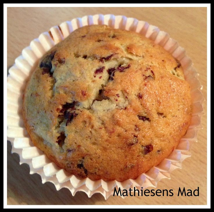 Brombærmuffins | Mathiesens Mad