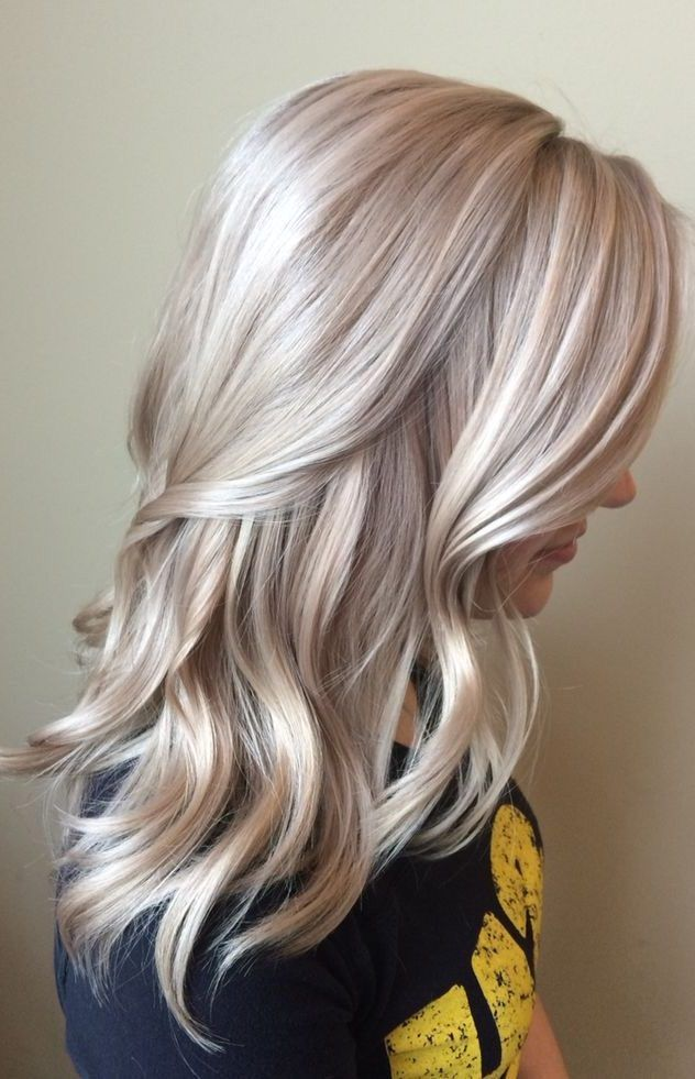 37 cream blonde hair color ideas for this spring 2019 – Hair