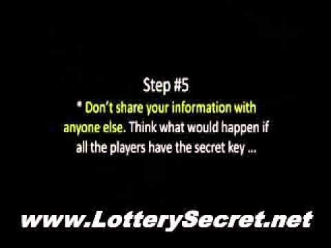 How To Win FANTASY 5 Lotto Guaranteed  Winning Lottery Strategy
