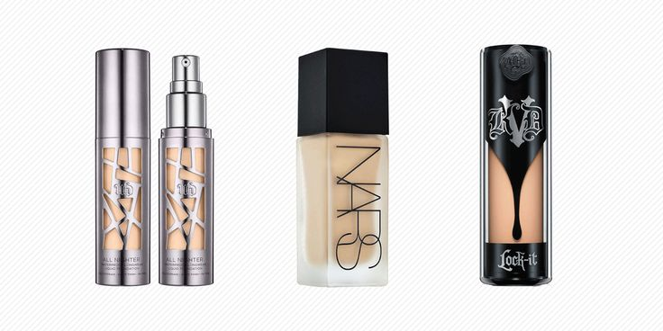 9 full-coverage foundations that conceal everything like second skin