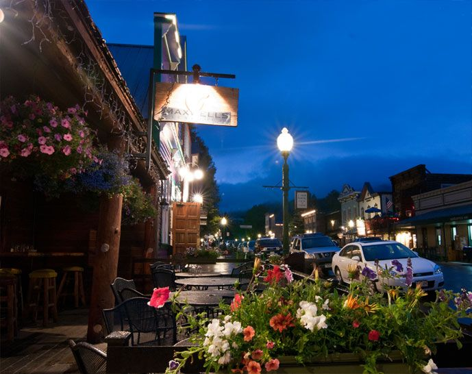Maxwells In Crested Butte