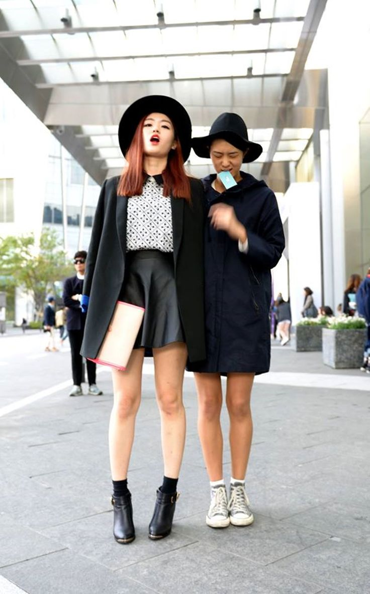 Korean street style street style pinterest Fashion street style pinterest