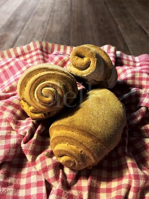 SLELLY: BIRRINI - Panini alla birra con farina di segale