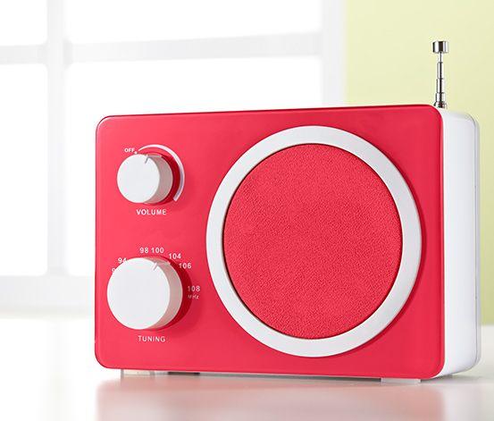 Kompaktowe radio