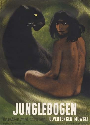 The Jungle Book Sikker Hansen