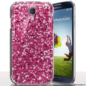 Coque samsung galaxy s4 mini Fantaisie Strass - Achetez une coque telephone portable Fantaisie 13,95€. #coque #s4 #mini #telephone #i9195 #cover #phone #case #samsung #galaxy #strass #rose