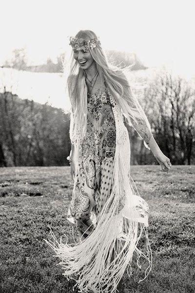 Moda en blanco para el final del verano 2013