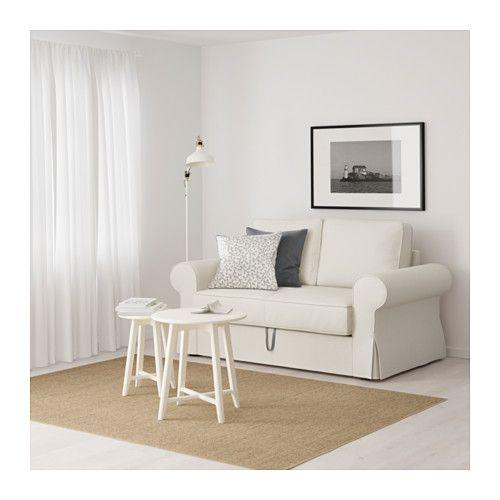 BACKABRO 2er-Bettsofa - Hylte weiß - IKEA