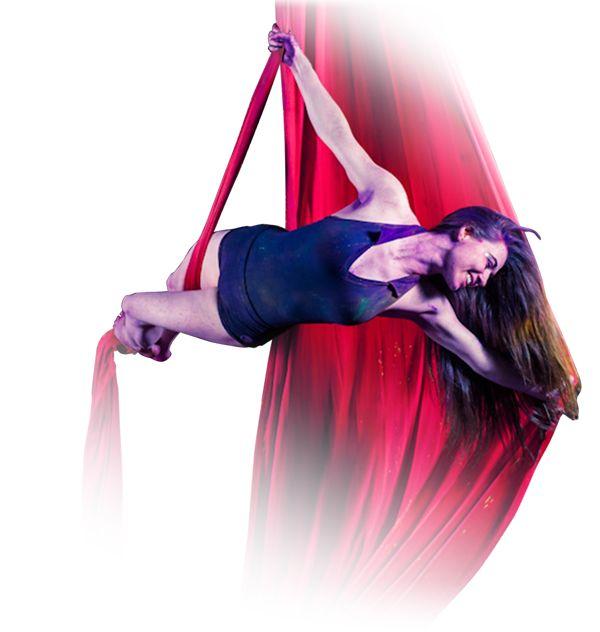 Miriam Wolanski - Aerial Silks