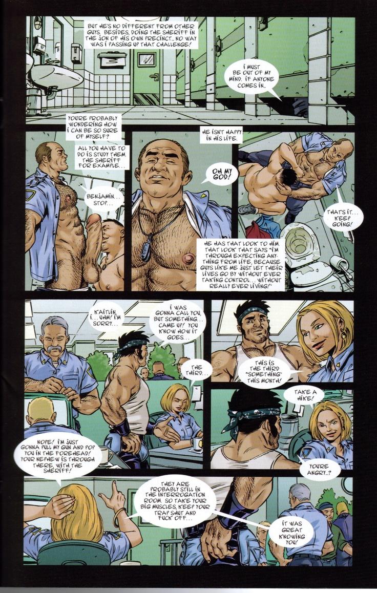 comic book porn
