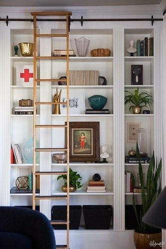 The Most Expensive-Looking Ikea Hack We've Ever Seen, from Billy to these high-end built-ins