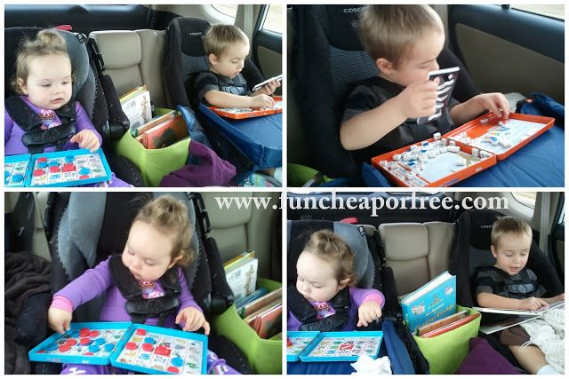 survival tips for road trips with kids