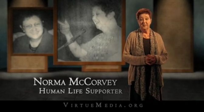 "Like Tweet +1 ""You read about me in history books, but now I am dedicated to spreading the truth about preserving the dignity of all human life from natural conception to natural death."" Norma McCorvey, also known as ""Jane Roe"" of Roe v. Wade, was the plaintiff that attorneys, Sarah Weddington and Linda Coffee, used in the … Continue reading 7 powerful quotes from 'Jane Roe' of Roe v. Wade →"