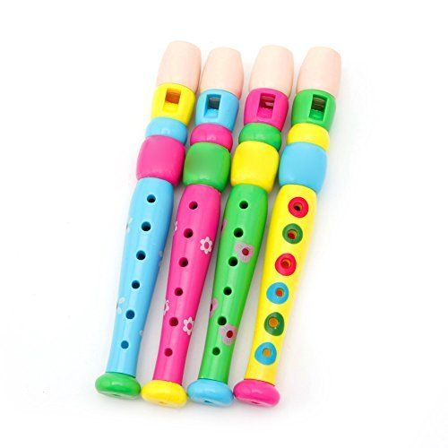 JUA PORROR Children Kid Piccolo Flute Musical Instrument Early Learning Educational Toy New. #PORROR #Children #Piccolo #Flute #Musical #Instrument #Early #Learning #Educational