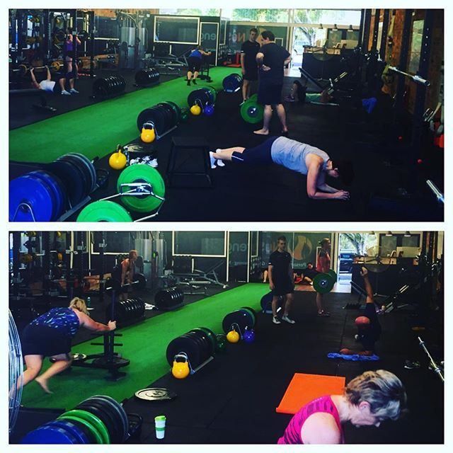 NuStrength is a private personal training studio located in Brisbane South. We specialise in personal training, personal training groups, and nutritio