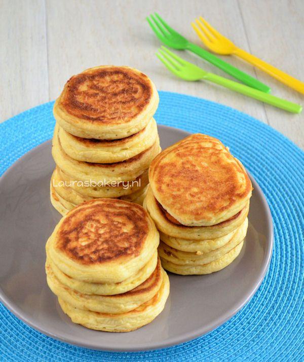 Glutenvrije en lactosevrije pancakes