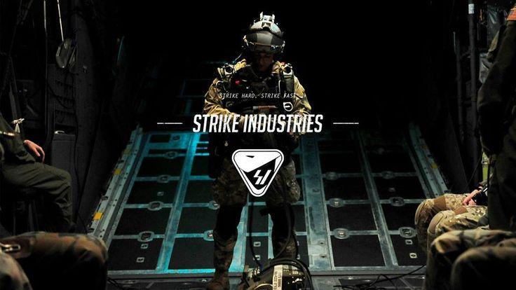 Strike Hard. Strike Fast. Strike Industries.