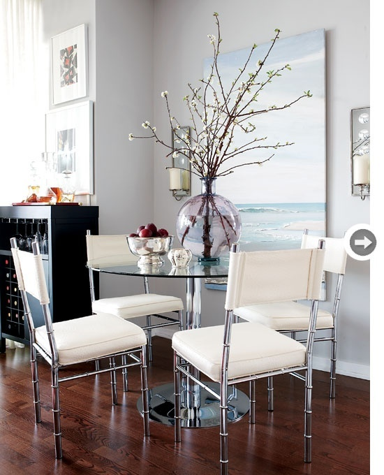 Round Dining Room Chairs Magnificent Decorating Inspiration