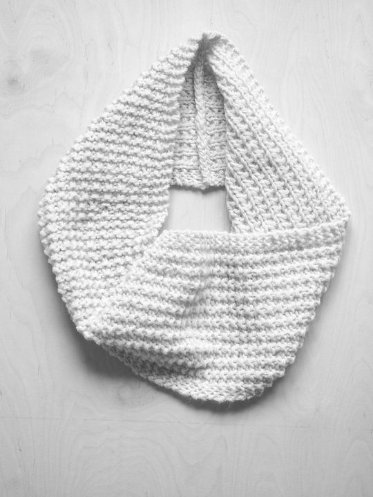 Messuneule: Tuubihuivi Novita Joki | Novita knits