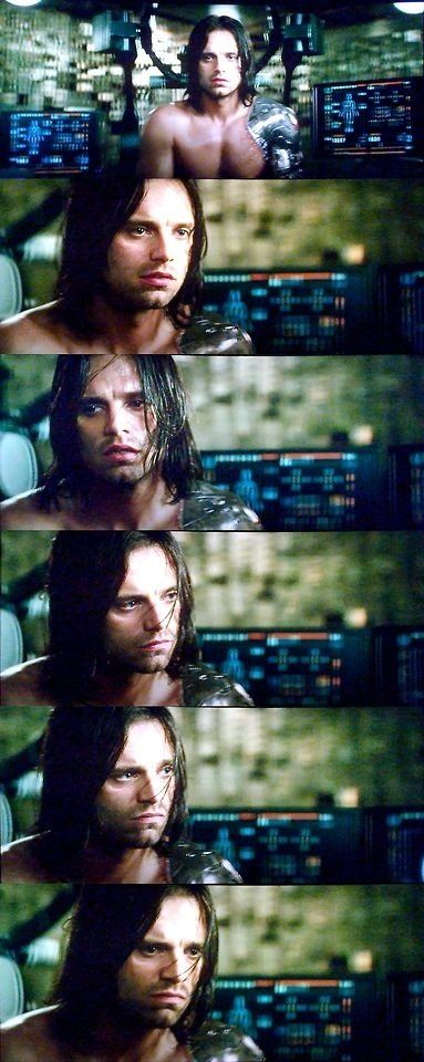 I cried at this scene - he just looked so lost. Then what Pierce did to him so casually.....*cries*