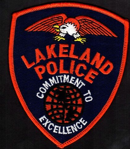 Marco Island Police Patches