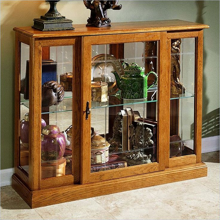 Best Of Small Console Curio Cabinets