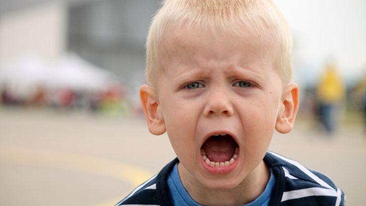 aspergers temper tantrums in adults