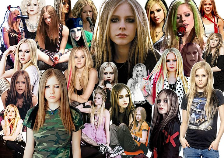 THE FASHION SUNDAE: Muse of The Month: #AvrilLavigne