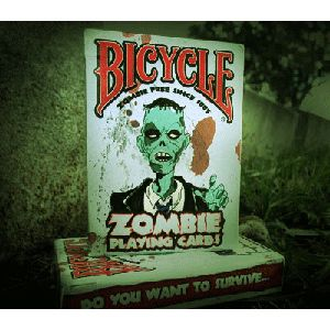 Bicycle Zombie Deck by USPCC (SO)