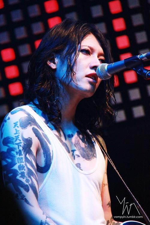 17 best images about j rock on pinterest hyun bin for Miyavi tattoos gallery