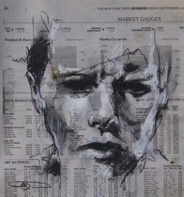 Guy Denning Drawings