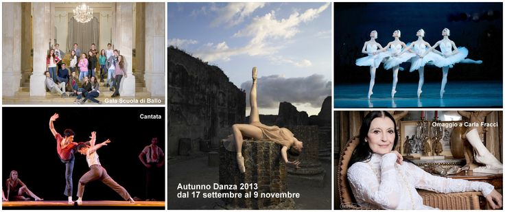 #AutunnoDanza13   teatrosancarlo.it   #ilPalcoscenicodelMondo