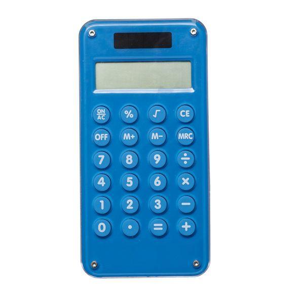 a brand called eD Maze Calculator Blue image