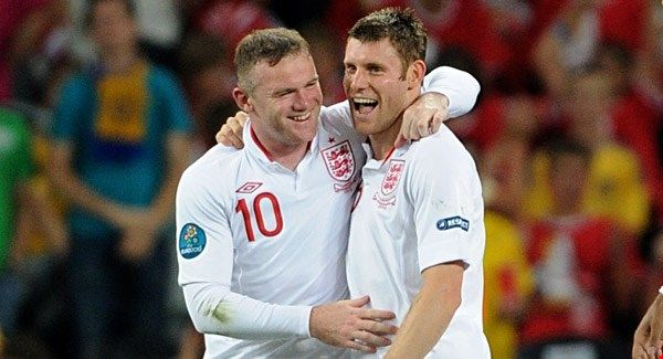 James Milner announces retirement from international duty    James Milner with teammate Wayne Rooney  James Milner has retired from international football following talks with new England manager Sam Allardyce.  Milner 30 has been part of the England squad at the last four major tournaments and earned 61 caps but managed just three minutes as a substitute at Euro 2016.  The Liverpool midfielder had already indicated a willingness to make way for the next generation and officially called time…
