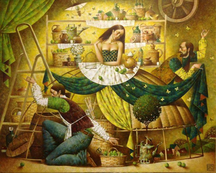 Best Artist Irina Kotova Images On   Artists Artist
