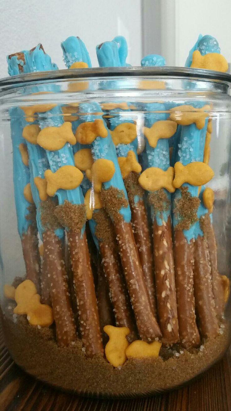 Best 25 swim birthday parties ideas on pinterest swim for Moana fishing pole