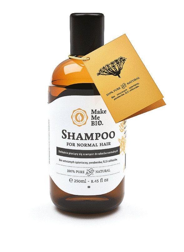 Szampon do włosów normalnych - Nieprzyzwoicie naturalny sklep dla kobiet lubiących siebie