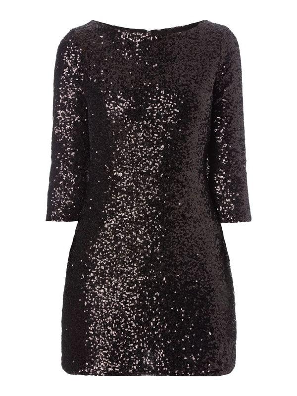Glamorous Kleid mit Pailletten-Besatz