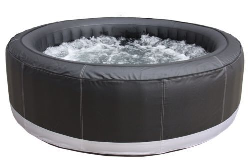 AQUA SPAS In / Outdoor FULL SIZE 6 SEATER INFLATABLE PORTABLE SPA/HOT TUB GEN 4